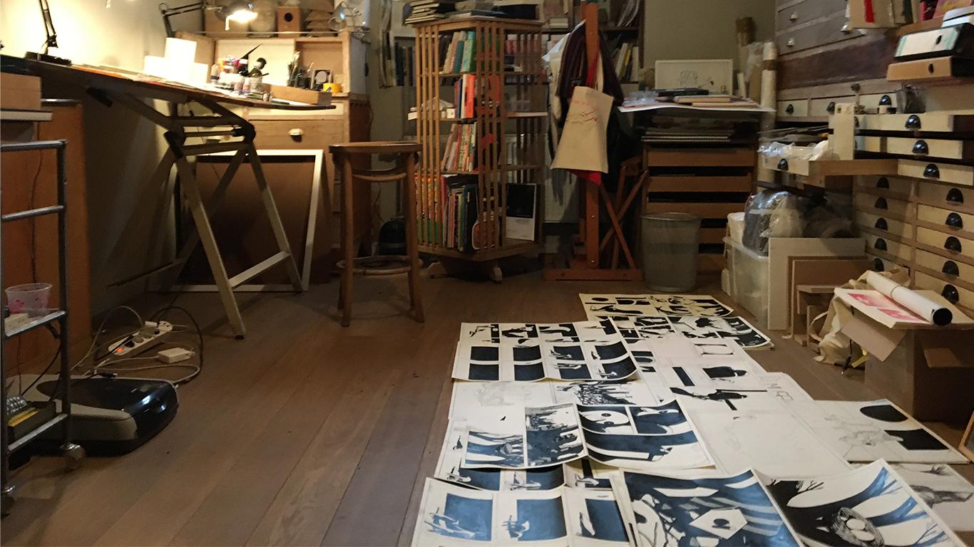 (c)eric lambe- atelier 1