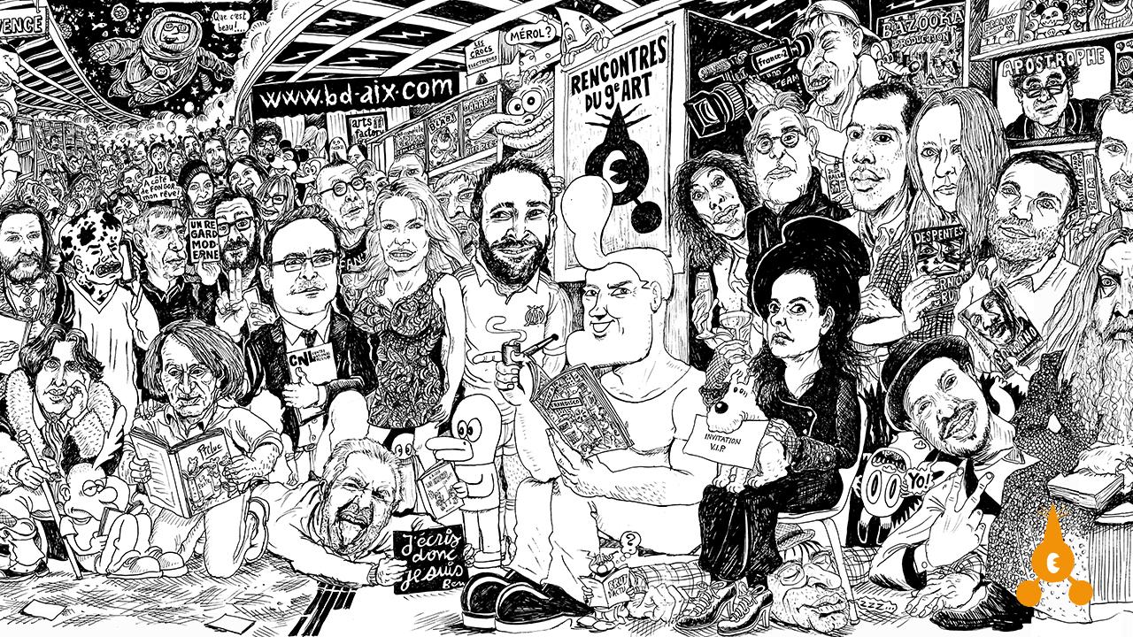La grande librairie – Laurent Lolmède / Lieu 9 #surleweb
