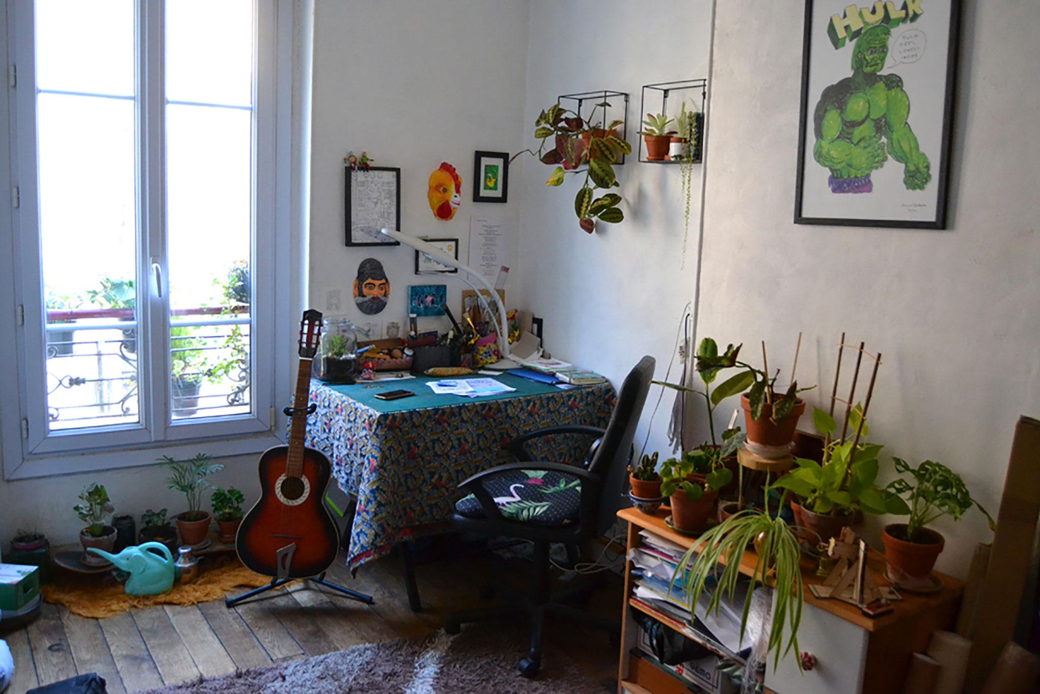Mathilde Payen auteur a la maison bdaix